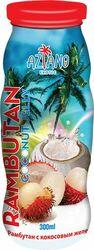 Рамбутан с кокосовым желе
