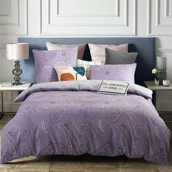 Комплект постельного белья сатин 100%.C321 1,5 спа