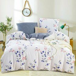 Комплект постельного белья сатин 100%. C331 Евро М
