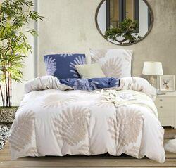 Комплект постельного белья сатин 100%. C332 1,5 сп