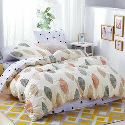 Комплект постельного белья сатин 100%. C333 1,5 сп