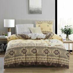 Комплект постельного белья сатин 100%. C336 1,5 сп