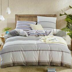 Комплект постельного белья сатин 100%. C337 Евро М