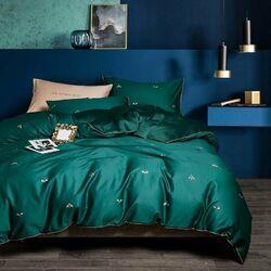 Комплект постельного белья Сатин Премиум CPA010 Ев