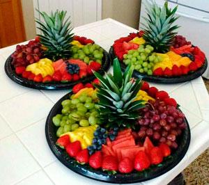 Тропические и экзотические плоды